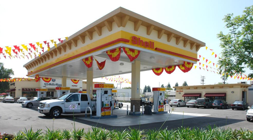 Monrovia Shell