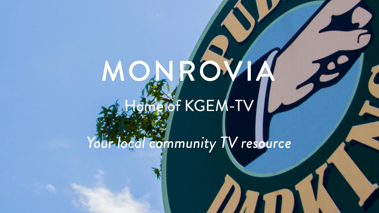 KGEM Community Media of the Foothills