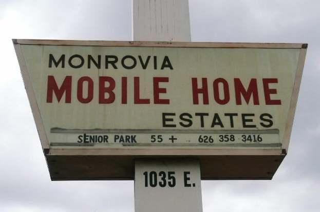 Monrovia Mobile Home Estates