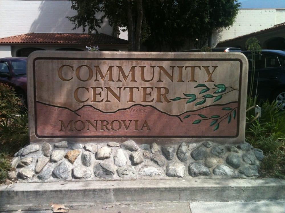 Monrovia Community Services Department