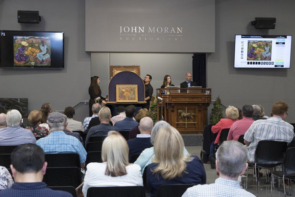 John Moran Auctioneers Inc.