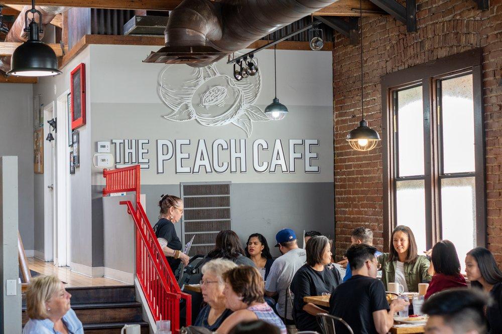 The Peach Cafe