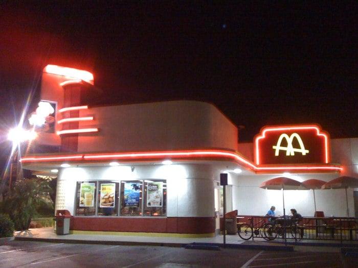 McDonald's Mc Diner