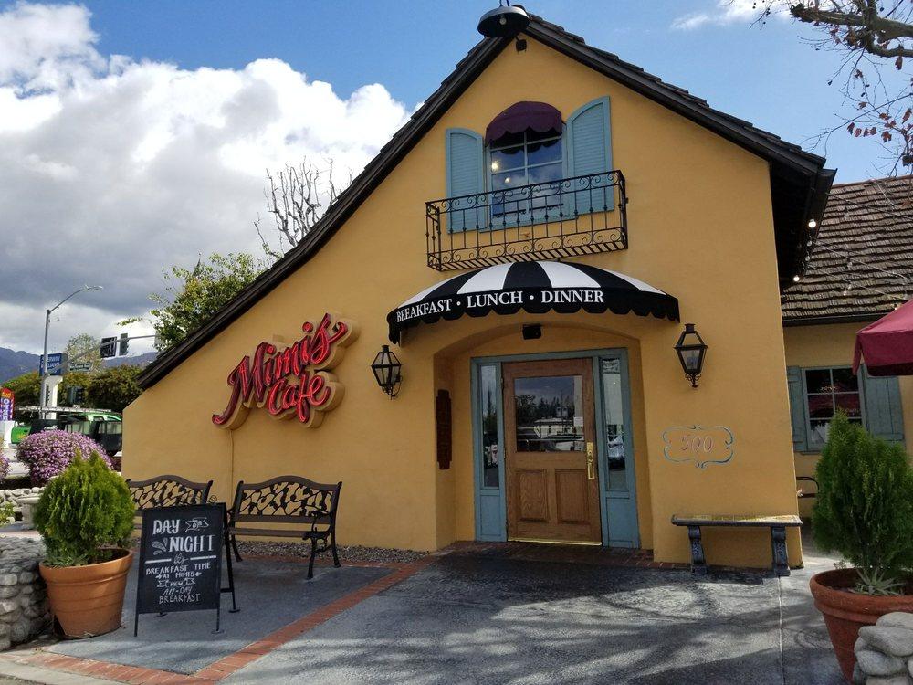 Mimi's Bistro & Bakery