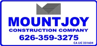 Mountjoy Construction Company