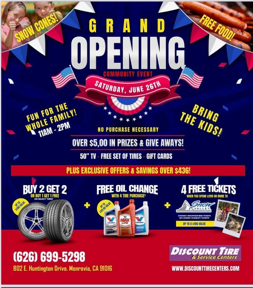 Discount Tire & Service Center
